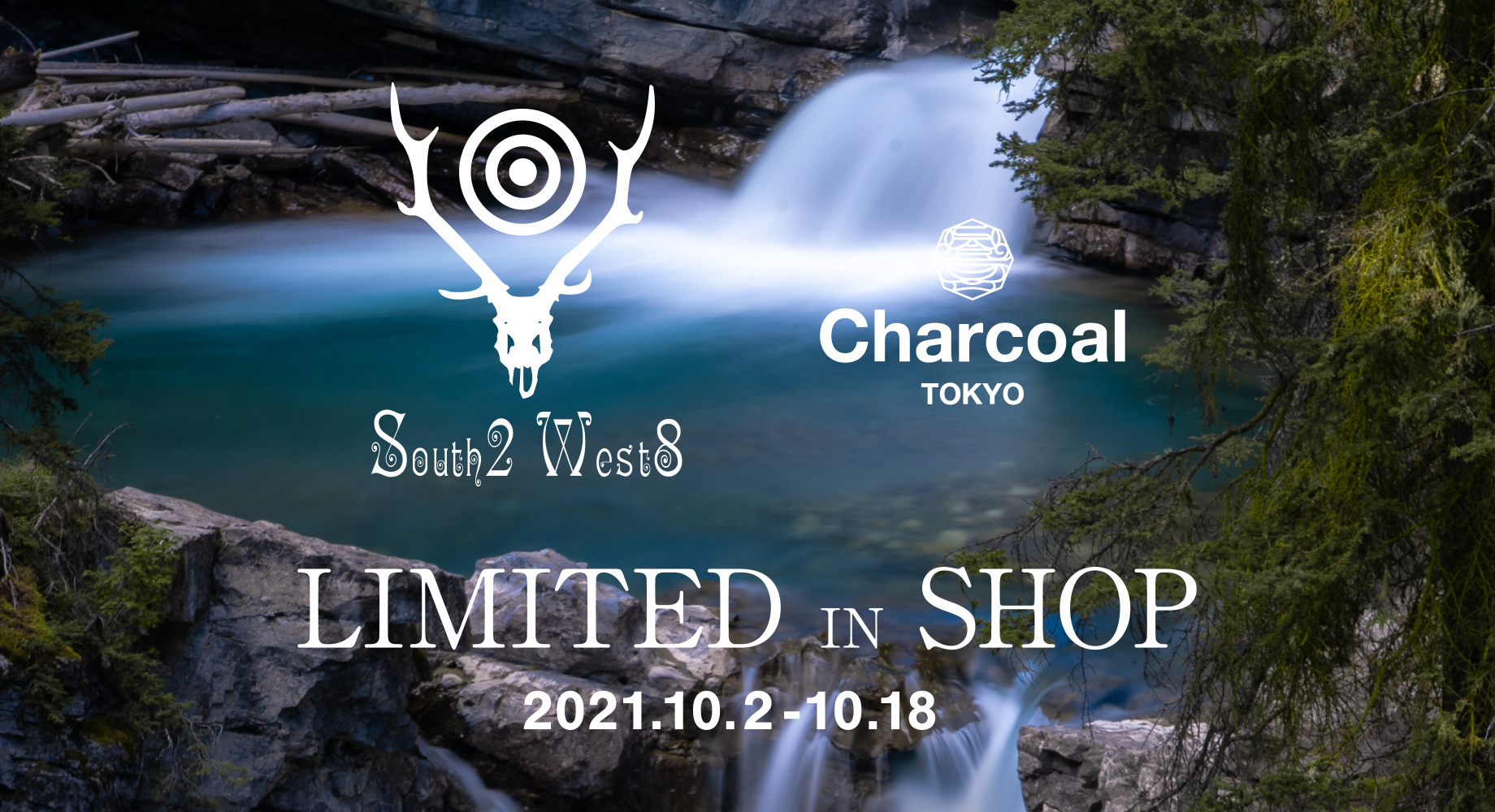 Limited in Shop at CIAO PANIC SAPPORO開催のお知らせ