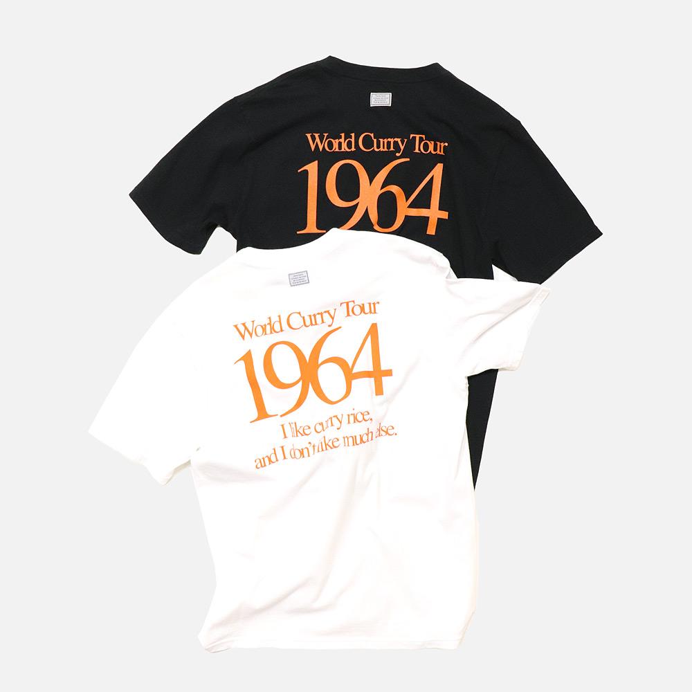 TANG TANG 別注 Pocket Tー1964 WORLD TOUR