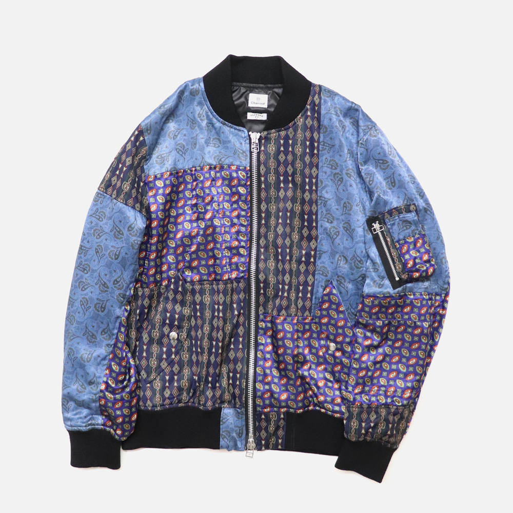 OLD PARK × Charcoal TOKYO Special MA-1発売のお知らせ